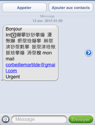 SMS_Chinois